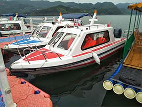 600半棚艇